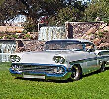 1958 Chevrolet Impala by DaveKoontz
