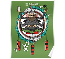 Spirited Away Bath House Crest Poster