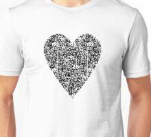 QR Love Unisex T-Shirt