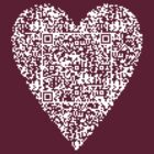 QR Love (small) by OldManLink