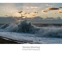 Stormy Morning by Kieron Pelling