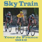 Wiggins Sky Train - Tour de France 2012 by MelTho
