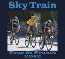 Wiggins Sky Train - Tour de France 2012 Kids Clothes
