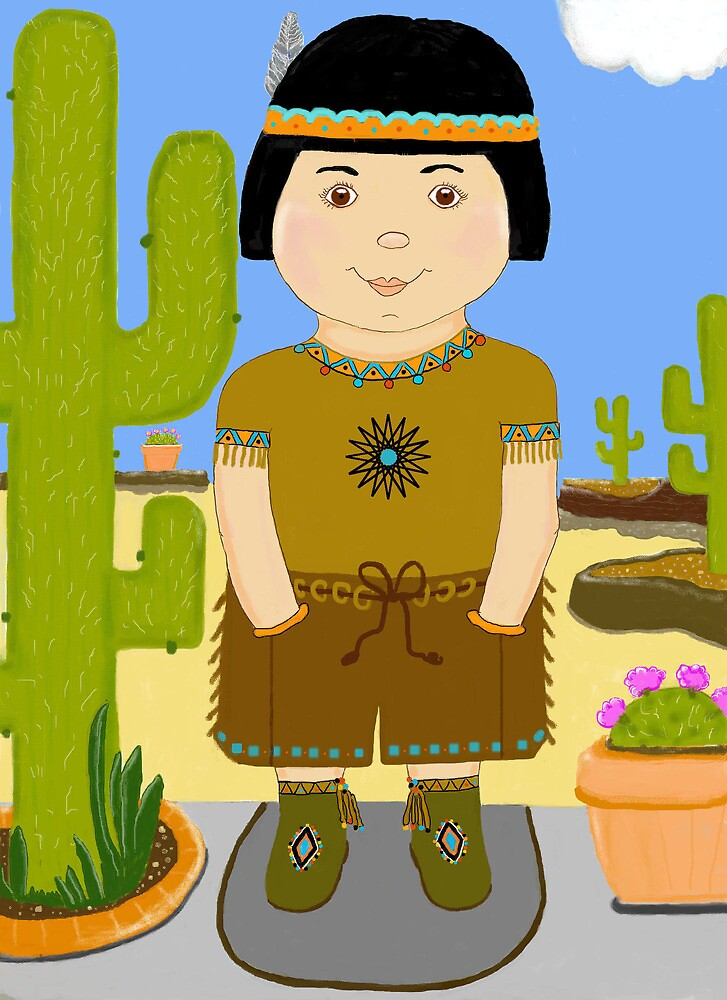 Little Chief by Melba428