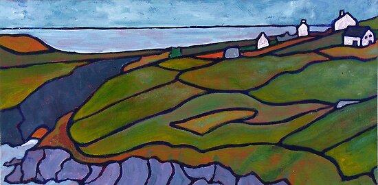 Dingle Peninsula, Ireland by eolai