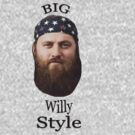 Big Willy by riskeybr