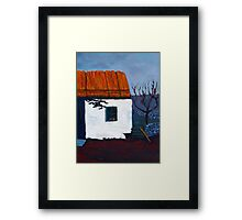 Donegal Cottage II Framed Print