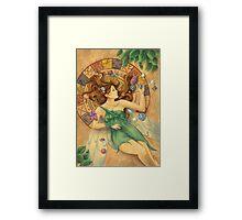 Mosaico Framed Print