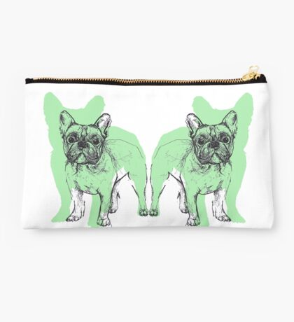 Theo the Frenchie Studio Pouch