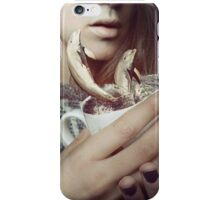 Disposable Scissors iPhone Case/Skin
