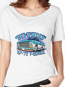 Bumpsides 'Toon Women's Relaxed Fit T-Shirt