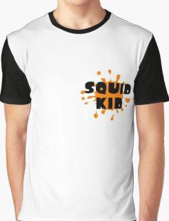 Squid Kid - Splatoon (Splat)  Graphic T-Shirt