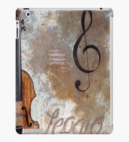 Musical Muse II iPad Case/Skin