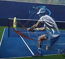 Andy Murray by Andy Farr