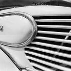 Ford In White by barkeypf