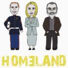 Homeland! by garigots