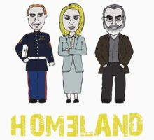Homeland! by garigots
