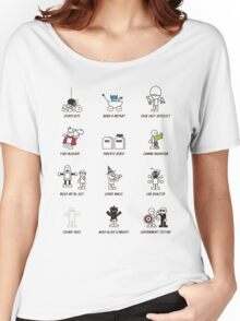How to be a Superhero Women's Relaxed Fit T-Shirt