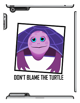 DON'T BLAME THE TURTLE by Jean Gregory  Evans