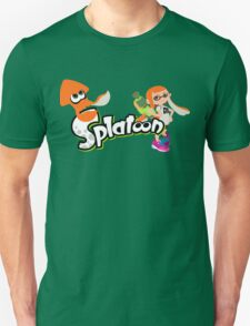 Splatoon - Inkling Girl T-Shirt