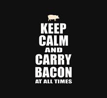 Keep Calm & Carry Bacon Unisex T-Shirt