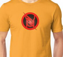 Red Lantern Reverse Flash Unisex T-Shirt