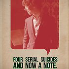 Four Serial Suicides and a Note! by devinleighbee