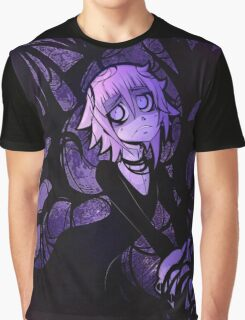 The Darkness Around Crona Graphic T-Shirt