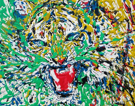 ROARING TIGER - COSMIC JOY by lautir