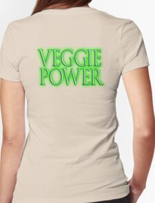 VEGGIE, Veggie Power, Vegetarianism, Vegetarian, Vegan, Vegetables T-Shirt
