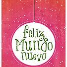 Feliz Mundo Nuevo by artistaperezoso