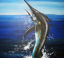 Marlin by Anne Guimond