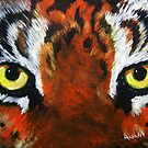 Tiger Sight by Anne Guimond