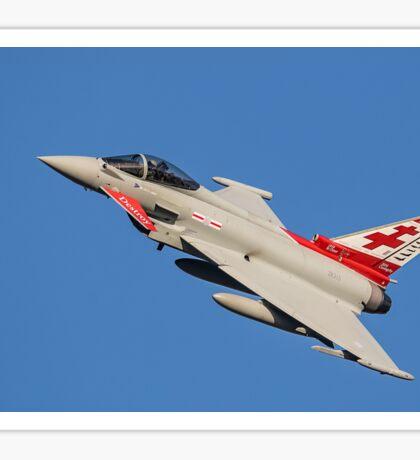 Eurofighter Typhoon ZK315 Sticker