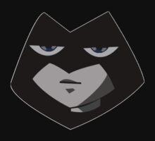 Raven Teen Titans by YOUNGTHUNDA