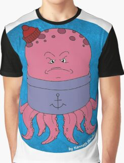 Deckhand Octo Graphic T-Shirt