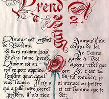Prend Garde à Toi by Anne Guimond