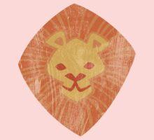 Animal Rainbow: Lion Kids Clothes