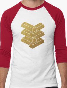 Illusory Men's Baseball ¾ T-Shirt