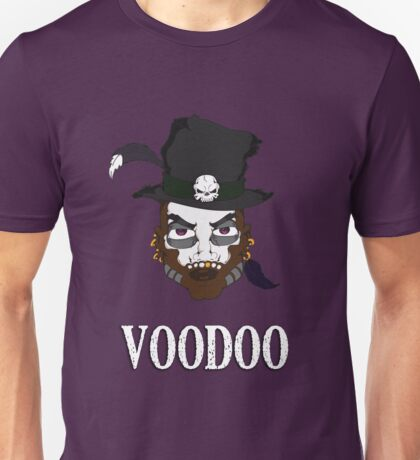 The Voodoo King Unisex T-Shirt