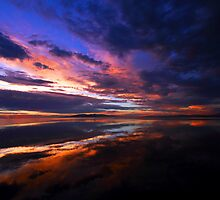 Colored Sky by Mavourneen Strozewski
