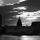 Dublin Skyline by Nigel Bryan