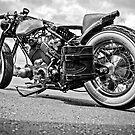 Custom Ride by Nigel Bryan