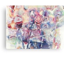 Turtle Realm Canvas Print