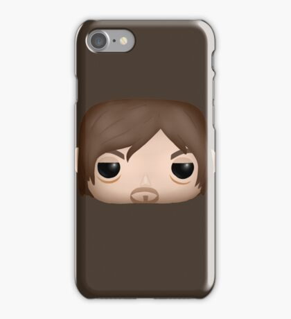AMC The Walking Dead - Biker Daryl Dixon - Funko Pop! iPhone Case/Skin