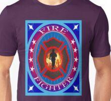 Fire fighter vintage gits  Unisex T-Shirt