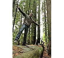 FALLen Tree 2 Photographic Print