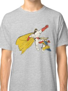 The Space Ghost Returns Classic T-Shirt