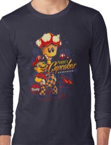 Plumber's Cupcakes Long Sleeve T-Shirt