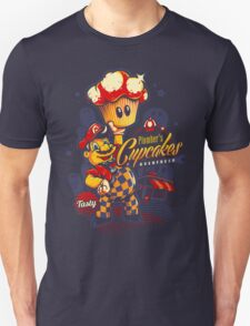 Plumber's Cupcakes Unisex T-Shirt